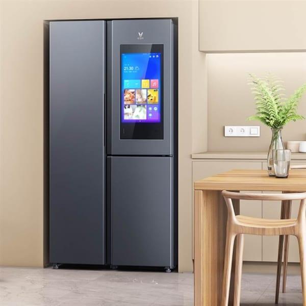 Xiaomi представила умный холодильник с 21-дюймовым дисплеем (s 49c13673dabf4f2c94f0655f12b17da4)