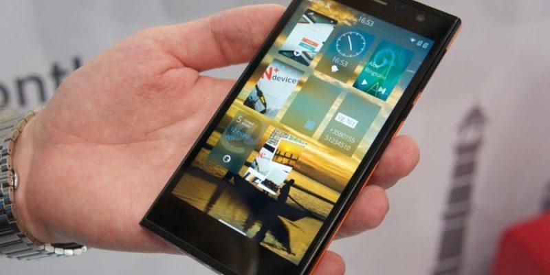 В РЖД будут пользоваться смартфонами на базе ОС «Аврора» (sailfish mobile os rus 2 1)