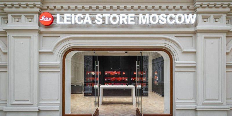 Салон Leica открылся в ГУМе (salon leica v gume scaled 1)