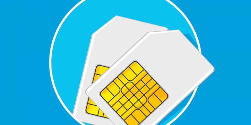 В Китае создали SIM-карту с функцией SD-карты (sim 4 featured)