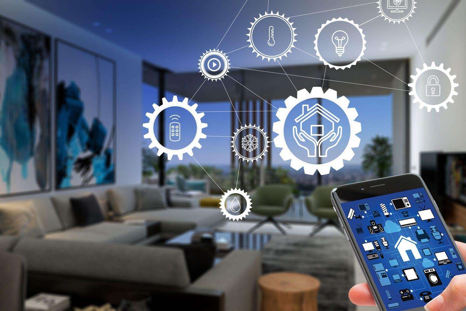 Американские IT-гиганты разработают единую сеть управления «умным домом» (smart home photo)