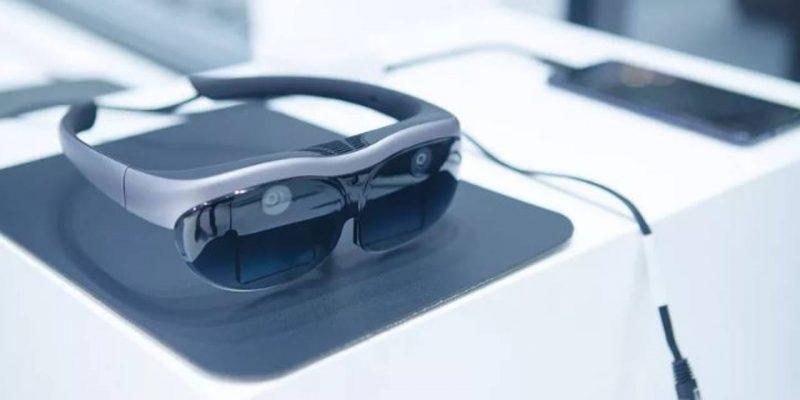 Компания OPPO представила свои первые очки дополненной реальности (vivo ar glasses 0)