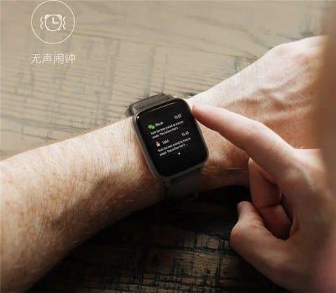 Xiaomi анонсировала умные часы Haylou Smart за 14 долларов ()