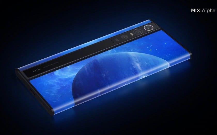 Xiaomi привозит Mi Mix Alpha в Россию (xiaomi mi mix alpha 2 1)