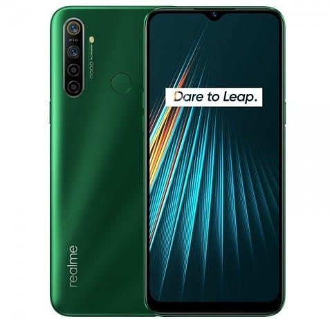 Компания Realme анонсировала бюджетный смартфон Realme 5i (1)