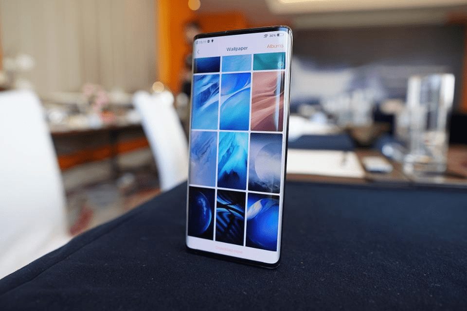 Рассекречены характеристики смартфона Vivo NEX 3 5G (146059 o)