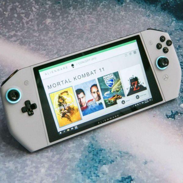 CES 2020. Alienware показала приставку, похожую на Nintendo Switch (15 scaled 1)