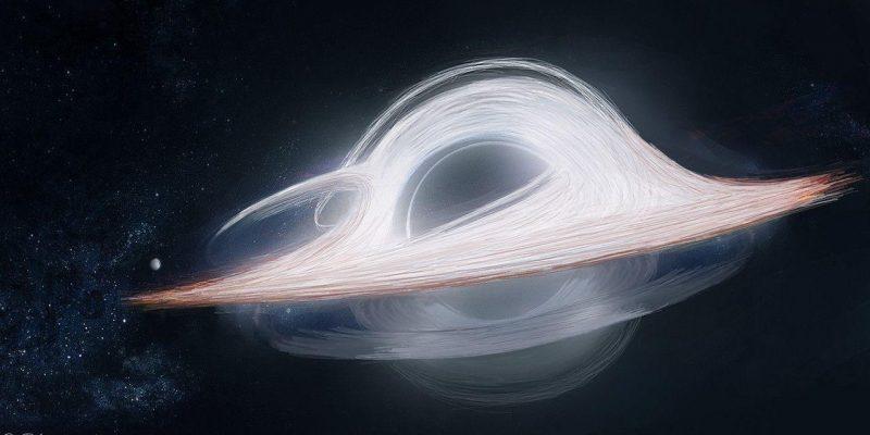 Эйнштейн был прав. Пространство-время вращается вокруг мертвой звезды (4f01a89421f2d098834835b74dac1e22)