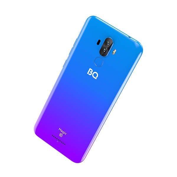 Российская компания BQ представила смартфон BQ 6042L Magic E (5468.970)