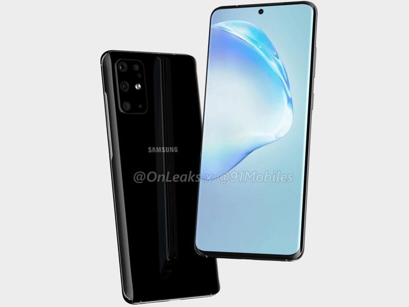 Последние утечки про Samsung Galaxy S20 Plus показывают все характеристики смартфона (5dd8034bfd9db276956fd157)