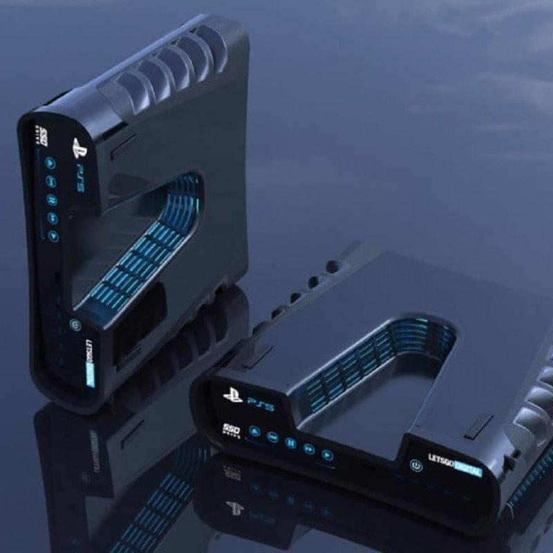 DualShock 5 будет совместим с PS4 ()