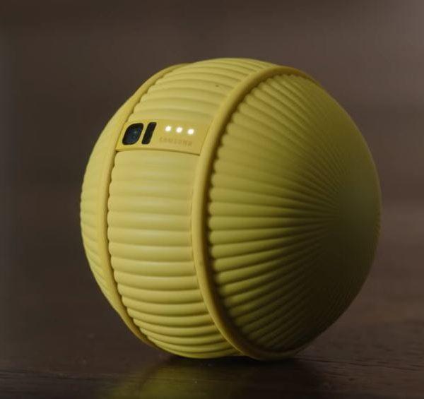 CES 2020. Samsung показал робота Ballie, который следует за вами (ballie 1)