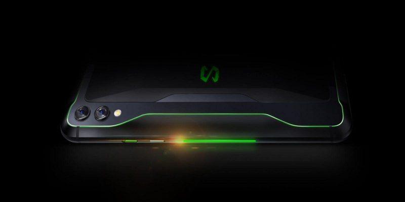 Анонсирован первый в мире смартфон с 16 ГБ оперативной памяти (black shark 2 pro gaming smarphone)