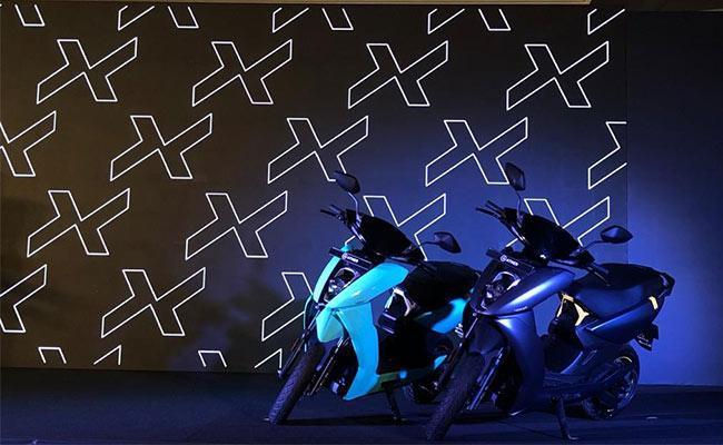 "Компания Ather Energy представила ""умный"" скутер с SoC Snapdragon на борту (cautofotov2b24qjo ather 450x electric)"