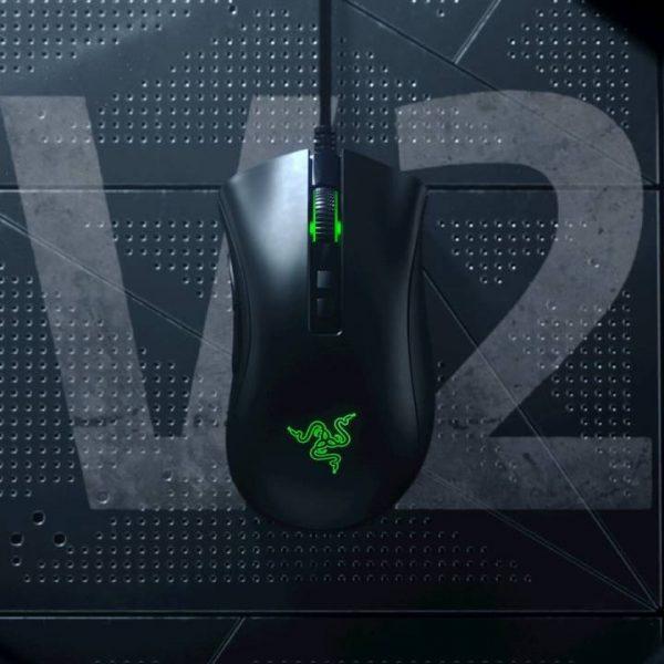 Razer выпустила игровые мыши DeathAdder V2 и Basilisk V2 (da v2 hero image 1280x720 1)