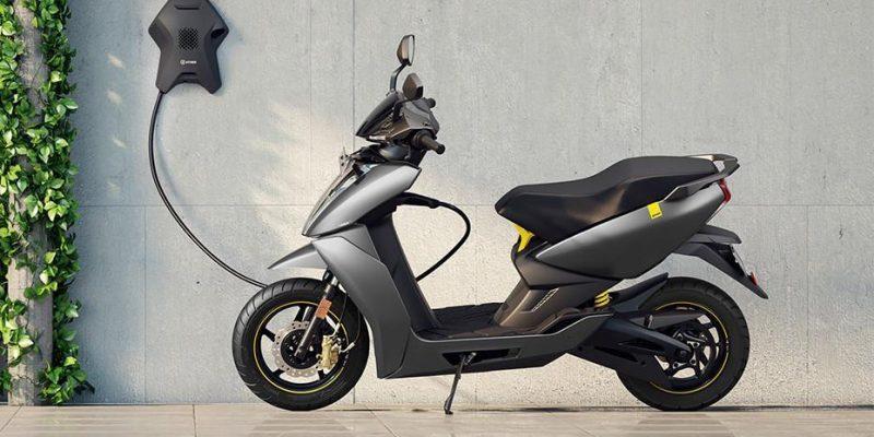 """Компания Ather Energy представила """"умный"""" скутер с SoC Snapdragon на борту (epzbtdfuyaadhgt)"""