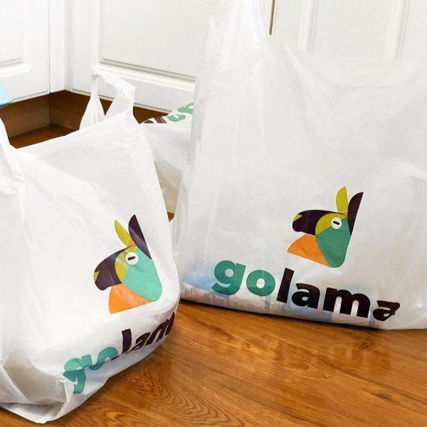 В России закрылся сервис по доставке продуктов Golama (golama review photo app delivery 1)