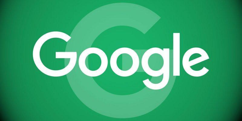 Google закрывает все офисы в Китае из-за коронавируса (google logo green background 1920x1080)