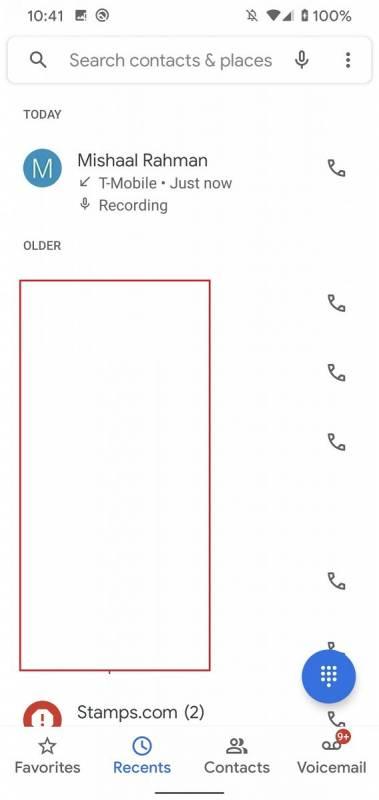В Android появится запись звонков (google phone call recording 4 379x800 1)