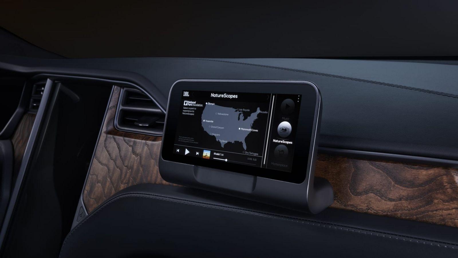 CES 2020. Harman выпустила систему EV Plus+ для электромобилей (harman ev plus solutions for electric car audio 100730752)