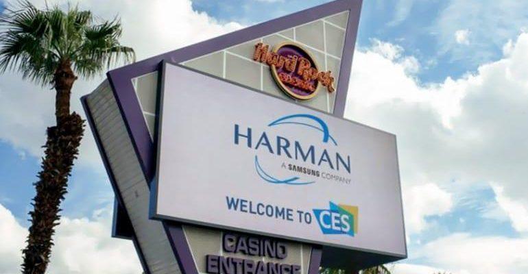 CES 2020. Harman представила новую акустику (harman ces2020)