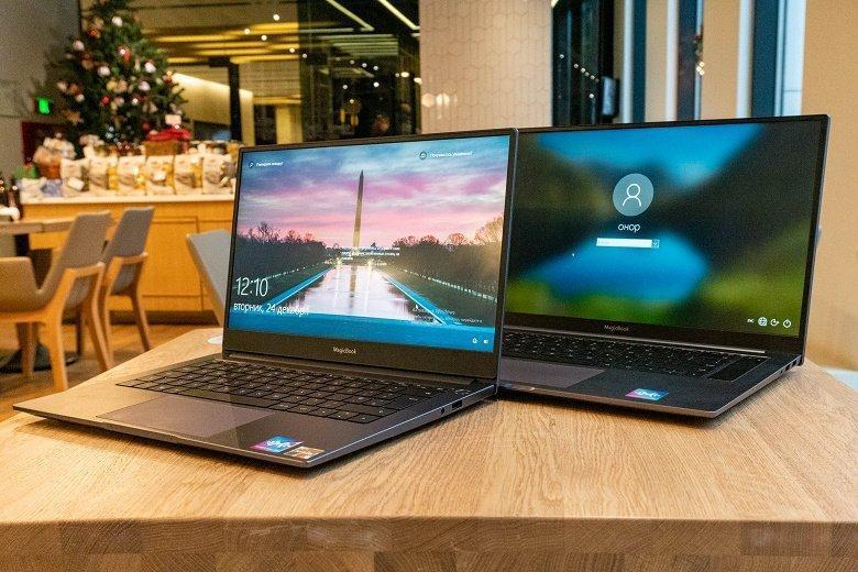 Honor представил в Москве ноутбуки MagicBook 14 и MagicBook Pro (honor magicbook 14 pro2 large)