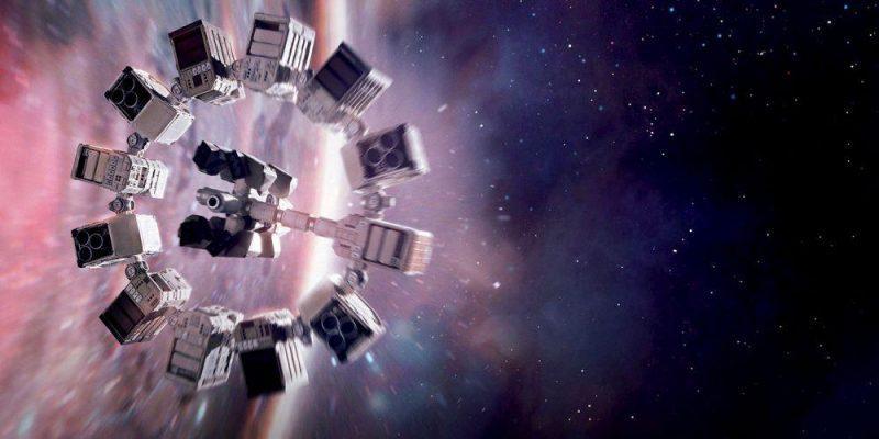 Российские учёные предложили создать космический корабль в виде огромного кольца (interstellar primary1)