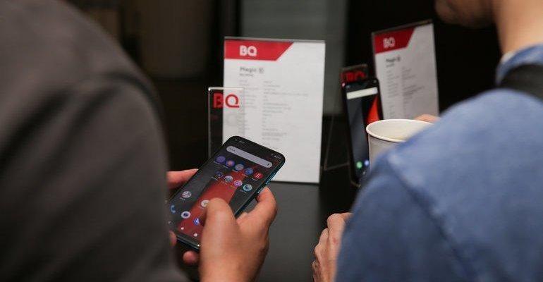 Российская компания BQ представила смартфон BQ 6042L Magic E (large)