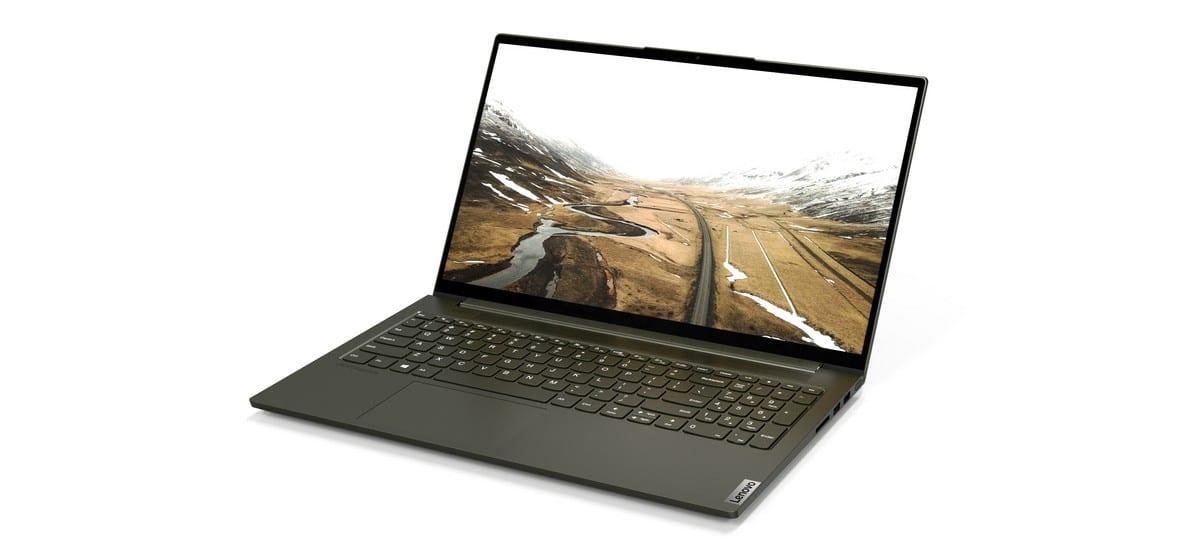 CES 2020. Lenovo представила линейку ноутбуков Creator (lenovo yoga creator 7 15inch left)