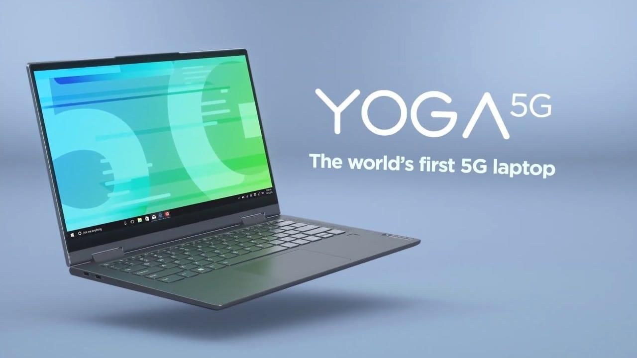 CES 2020. Lenovo представила ноутбуки с 5G (maxresdefault 1)