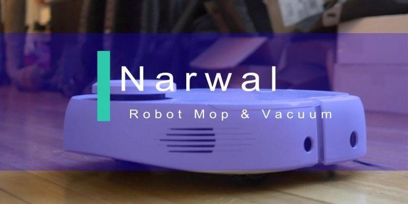 CES 2020. Компания Narwal представила самоочищающийся робот-пылесос (maxresdefault 2)