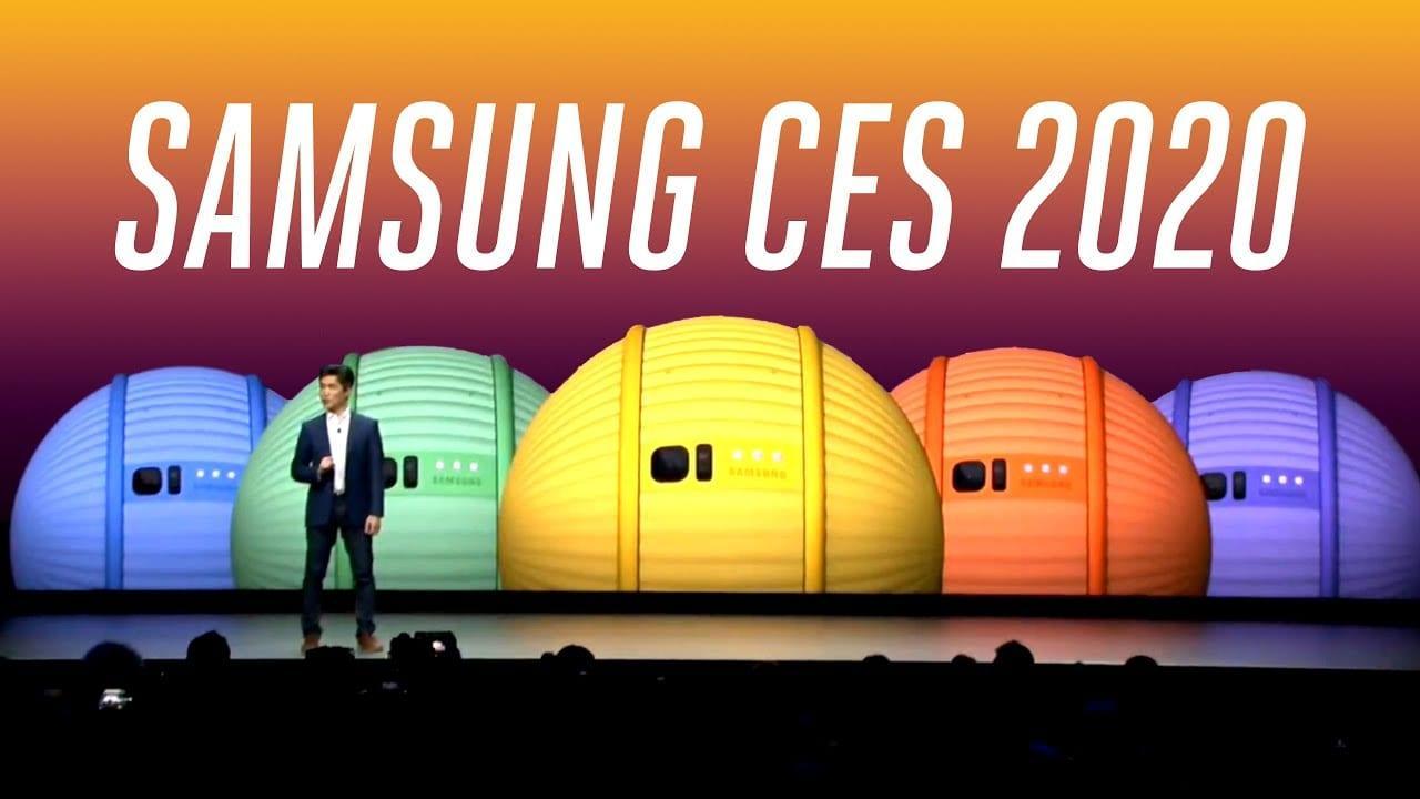 CES 2020. Samsung показал робота Ballie, который следует за вами (maxresdefault 3)