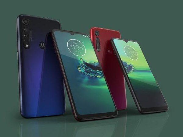 На выставке MWC 2020 компания Motorola представит свой первый смартфон 2020 года (moto g8 plus i moto g8 play)