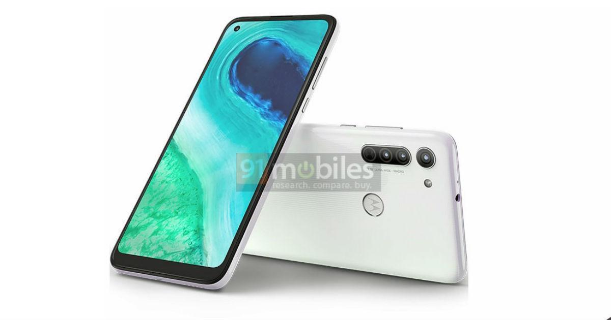 На выставке MWC 2020 компания Motorola представит свой первый смартфон 2020 года (moto g8 1)