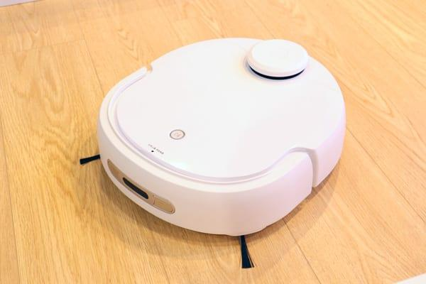 CES 2020. Компания Narwal представила самоочищающийся робот-пылесос (narwal t10 1)