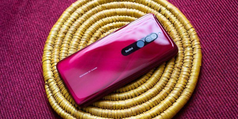 Опубликованы характеристики бюджетного смартфона Redmi 9 (redmi 8 profile shot of back 1200x675 large)
