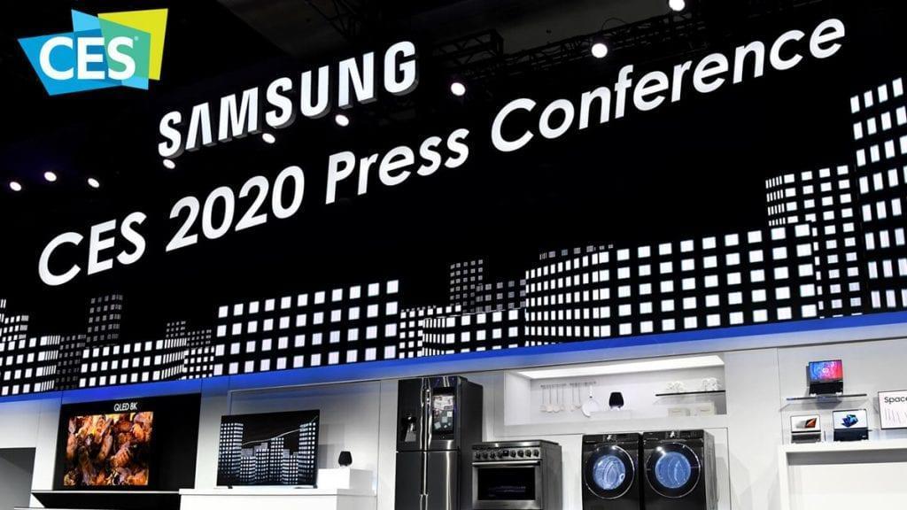CES 2020. Samsung представила серию инновационной бытовой техники (samsung ces 2020 press 1024x576 1)