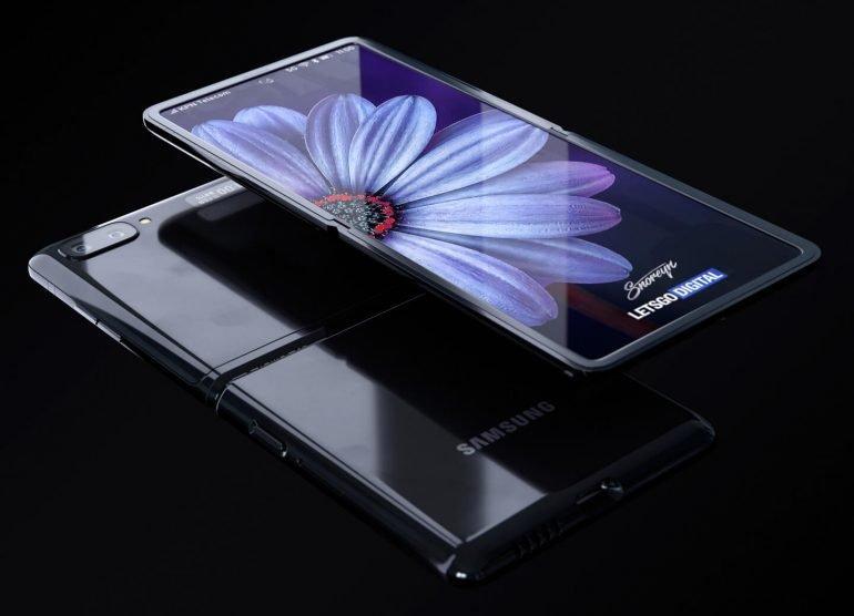 Опубликованы характеристики нового складного смартфона Samsung Galaxy Z Flip (samsung clamshell telefoon 770x556 1)
