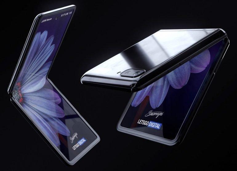 Опубликованы характеристики нового складного смартфона Samsung Galaxy Z Flip (samsung galaxy flip 770x556 1)