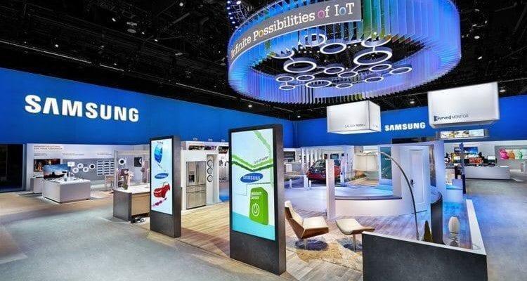 CES 2020. Samsung показала прототип нового складывающегося смартфона (samsung2935 750x499 1)