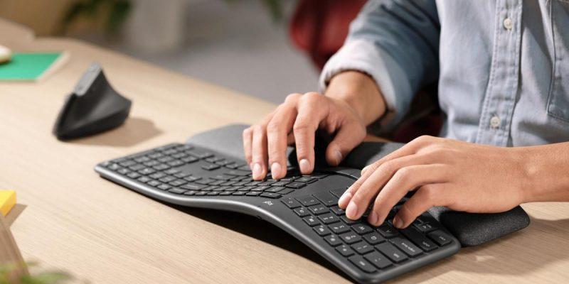 Logitech выпустила эргономичную изогнутую клавиатуру Ergo K860 (screen shot 2020 01 13 at 4.51.00 pm.5)