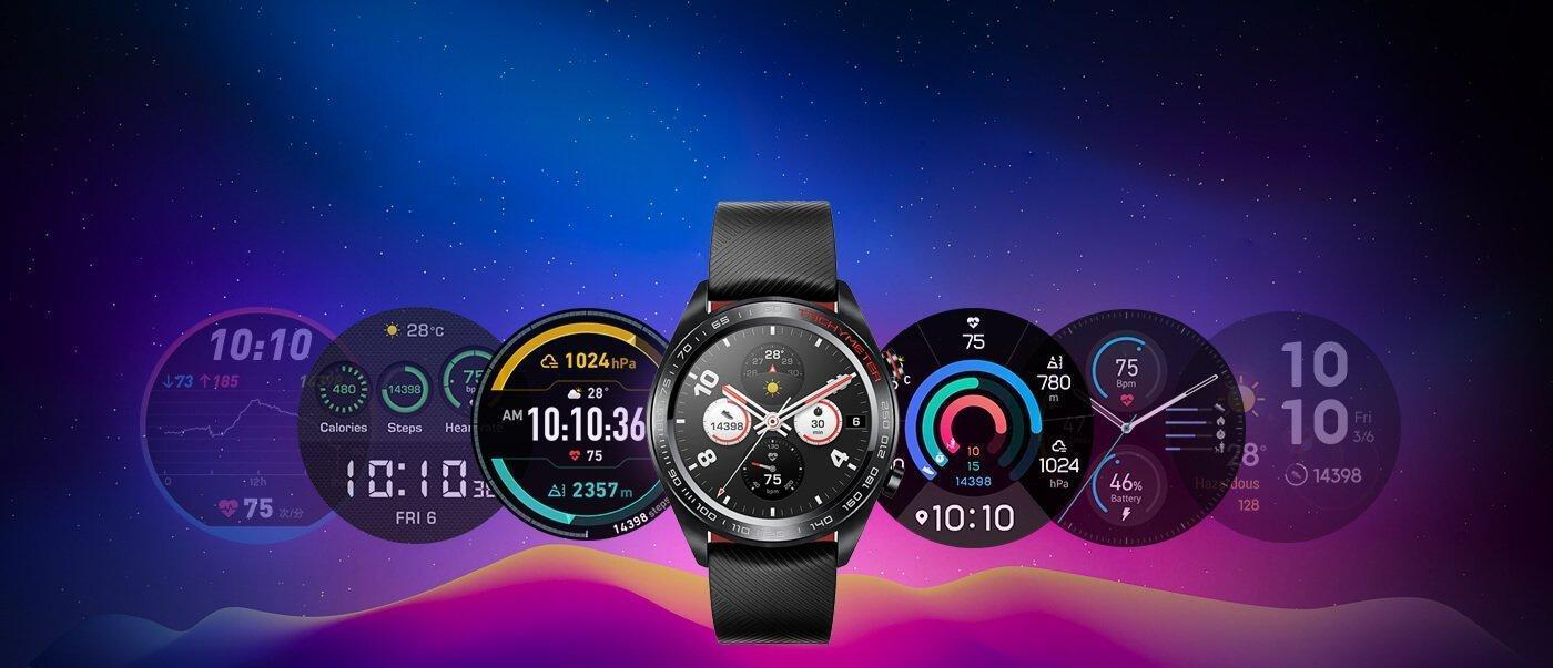 Honor выпускает в России смарт-часы Honor Watch Magic 2 (section1 content4 pc)