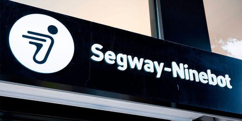 CES 2020. Компания Segway представила новый транспорт — S-Pod (segway ninebot signboard)