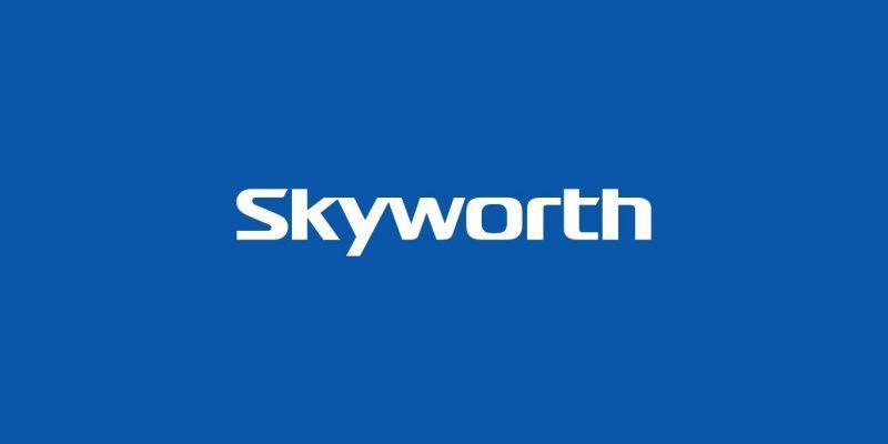CES 2020. Компания Skyworth представила прозрачный телевизор (skyworth logo 2)