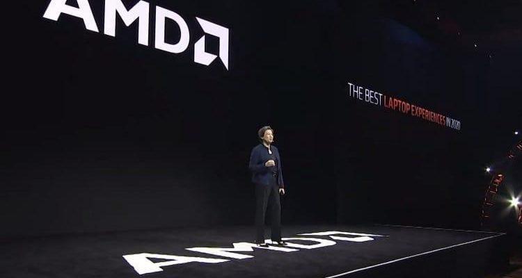 CES 2020. AMD представила серию процессоров AMD Ryzen 4000 Renoir (sm.ryzen4000 01.750)