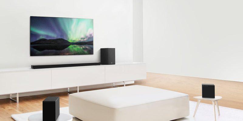 LG готовит к выпуску линейку саундбаров с премиальным качеством звучания (sn11rg 7.1.4ch)
