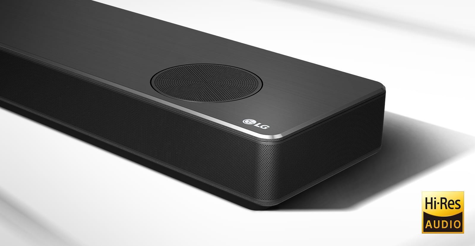 LG готовит к выпуску линейку саундбаров с премиальным качеством звучания (sn11rg high res audio)