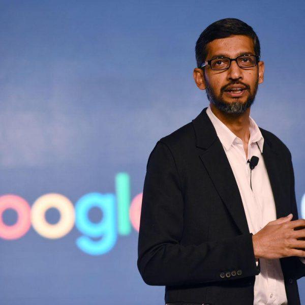 Alphabet и генеральный директор Google Сундар Пичаи хотят регулировать искусственный интеллект (sundar pichai.0)