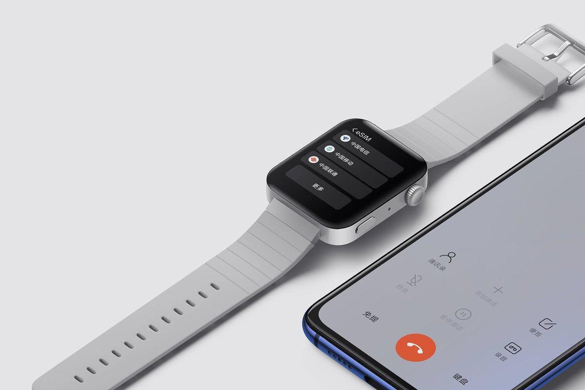 Умные часы Mi Watch получат новые функции ()