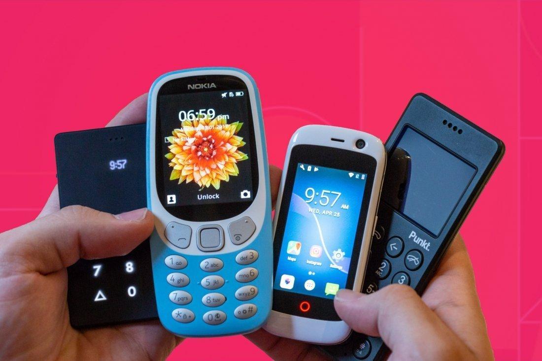 Nokia готовится выпустить новый кнопочный телефон (0 big 1)
